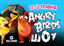 Angry birds show